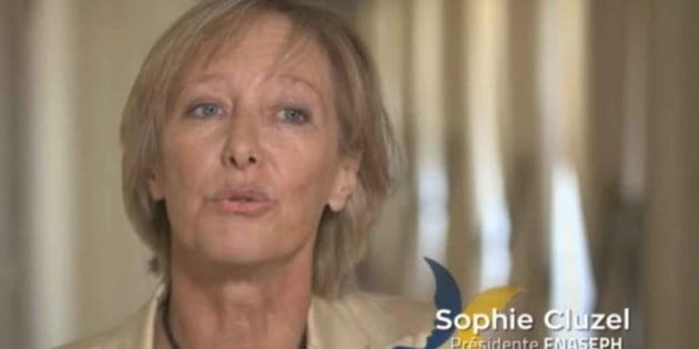 Qui est Sophie Cluzel, nommée secrétaire d'Etat chargée des personnes handicapées dans le gouvernement Philippe