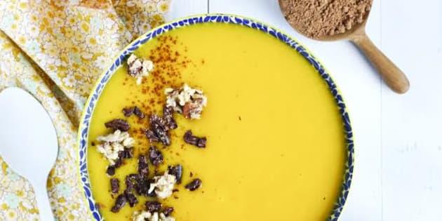 Pour une pause déjeuner au bureau, ces cinq recettes de soupe sont parfaites.