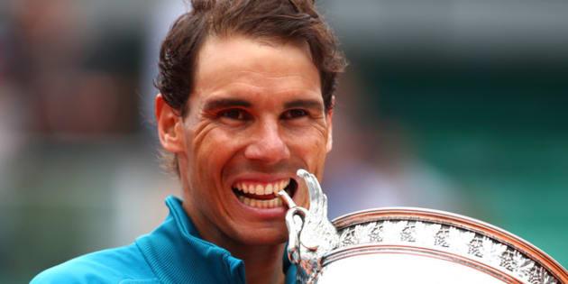 Rafa Nadal muerde su undécimo título de Roland Garros