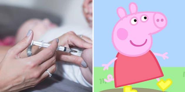 Se gli studi dei pediatri sono sovraffollati è (anche) colpa di Peppa Pig