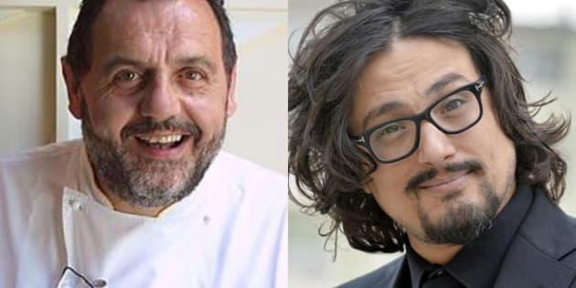 Gianfranco Vissani vs Alessandro Borghese |   Non è un cuoco |  si diverte a fare tv |  ma