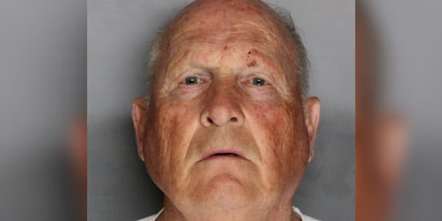 Joseph DeAngelo, 72, was accused Wednesday of being the Golden State Killer who terrorized suburban neighbourhoods in a spate of brutal rapes and slayings in the 1970s and '80s.