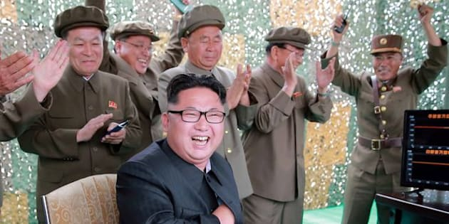 The U.S. recently angered North Korea by blacklisting its leader Kim Jong Un for human rights abuses.