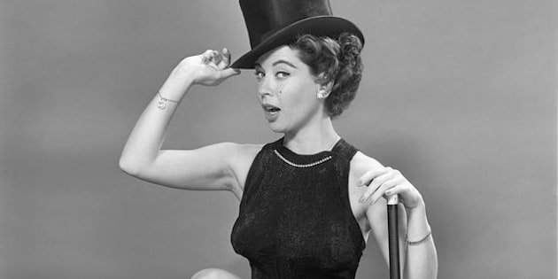 Gloria DeHaven in the 1950s.