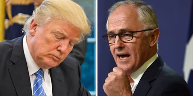 """Despite all the negative impacts the TPP was going to have ... the Australian Government has been practically begging at the feet of Donald Trump and asking him not to tear up this terrible deal."""