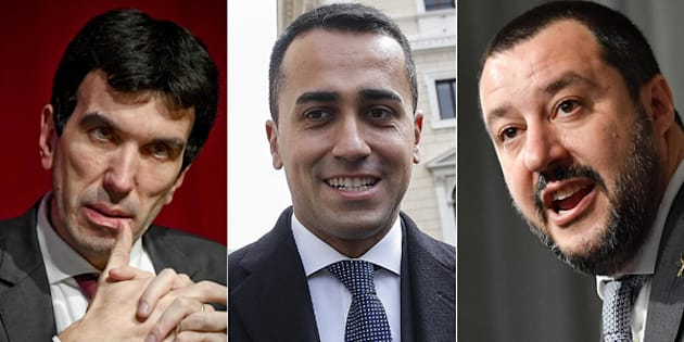 Di Maio. Berlusconi si faccia da parte. Con Salvini sinergia istituzionale