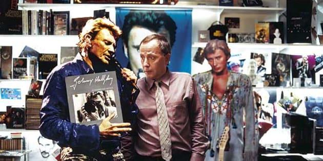 """Jean-Philippe"": d'où vient ""Quoi, ma gueule ?"", la phrase culte de Johnny Hallyday devenue une chanson"