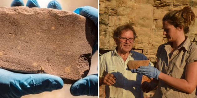 'Humans arrived in Australia 65000 years ago'