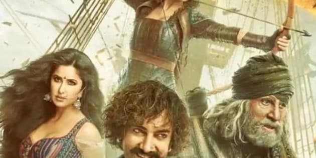 There's nothing original or exciting about 'Thugs of Hindostan', a vanity project that tries to cash in on the profitable wave triggered by the 'Baahubali' movies.