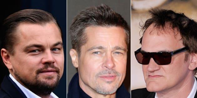 Brad Pitt reciterà con Leonardo DiCaprio nel nuovo film di Quentin Tarantino