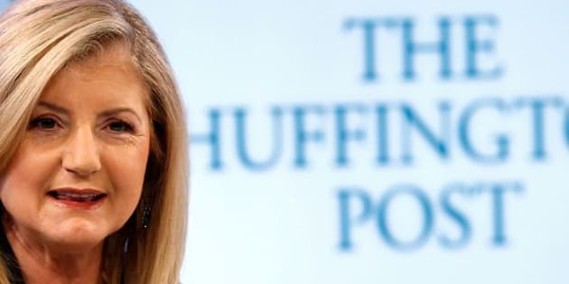 Huffington Post co-founder Arianna Huffington is leaving the company.