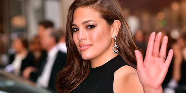 NEW YORK, NY - JUNE 06:  Ashley Graham attends the 2016 CFDA Fashion Awards at the Hammerstein Ballroom on June 6, 2016 in New York City.  (Photo by James Devaney/WireImage)