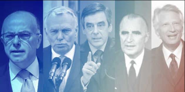 Les records des premiers ministres de la Ve République