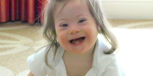 Voilà pourquoi ce père ne s'inquiète pas du tout pour l'avenir de sa fille atteinte de trisomie 21