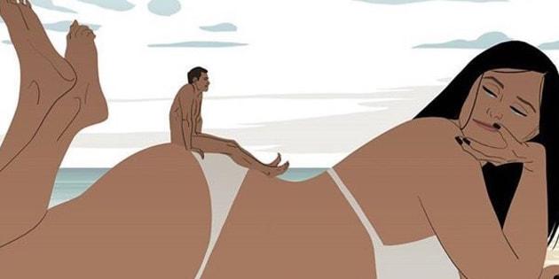 Les grosses ont une vie sexuelle et ça semble être un drame!. www.facebook.com/gabriele.pennacchioli