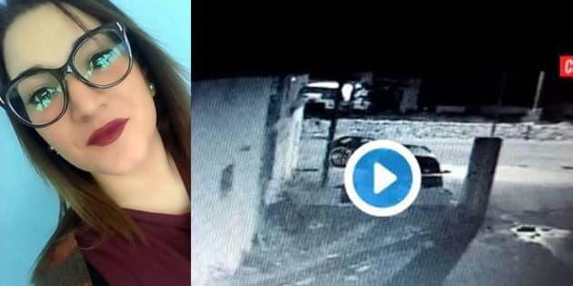 Il mistero della Seat ripresa dalle telecamere di videosorveglianza nell