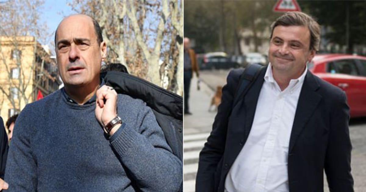 L'Abruzzo dice al Pd che serve un listone, ma Calenda e Zingaretti lo rivendicano ognuno per sé