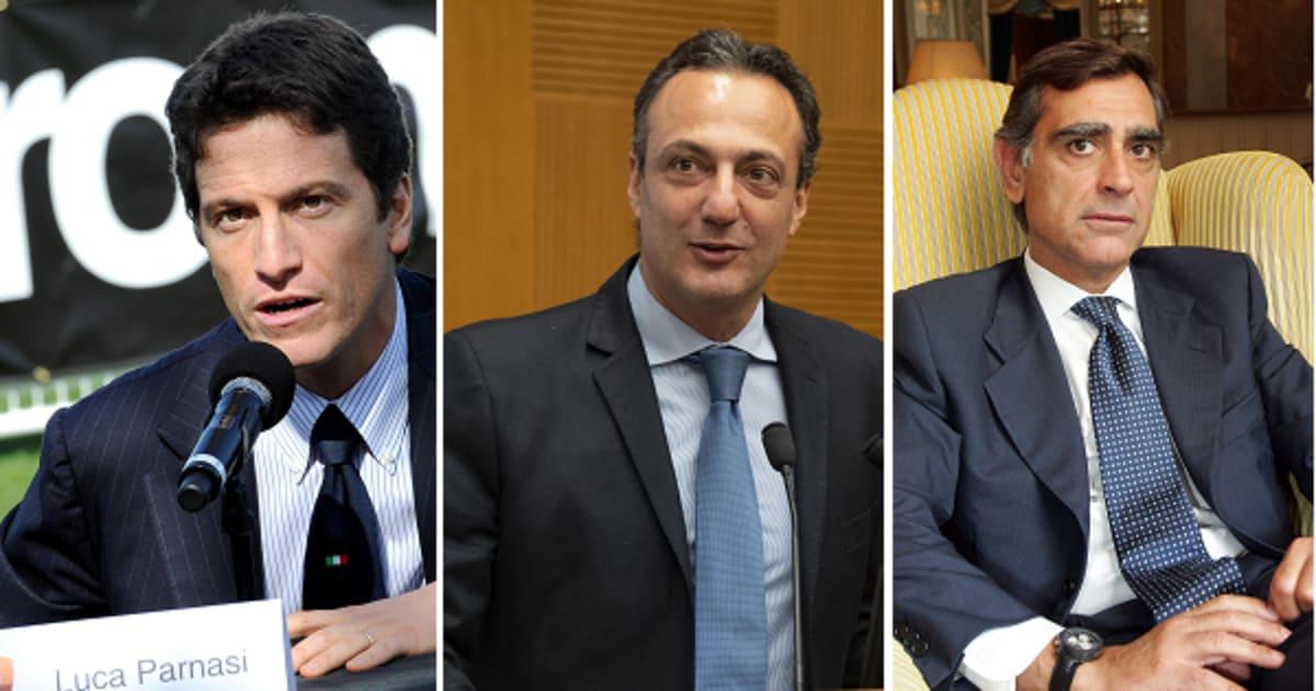 """Arresto De Vito, Parnasi intercettato mentre parlava con Toti: """"Zingaretti cacasotto, dai 5 stelle almeno o sì o no"""""""