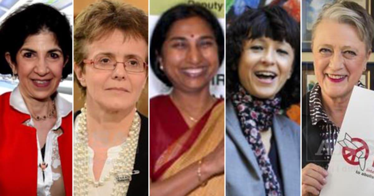 Cinque Donne Eminenti Ai Lincei Una Finestra Sul Futuro