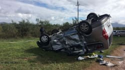 ANC MP Dies In Car Accident In