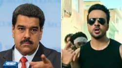 Maduro remixa Despasito per la campagna elettorale. Fonsi non la prende proprio