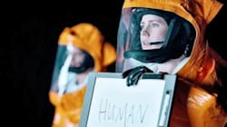 'Arrival' Author Thinks The Film's Written Alien Language 'Ought To Be