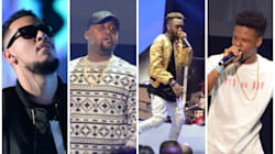 Who Did It Best On Sway In The Morning? AKA, Kwesta, Cassper Or Nasty