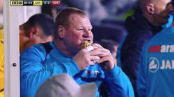 Goalkeeper Quits After Meat Pie Scandal Sparks Betting