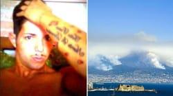Il macellaio di 24 anni di Torre del Greco, ecco chi è Leonardo il piromane del