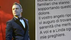 Una bimba muore mentre va a un suo concerto, Tiziano Ferro scrive uno struggente messaggio per