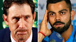 Cricket Australia Boss Slams Virat Kohli Over Steve Smith Cheating