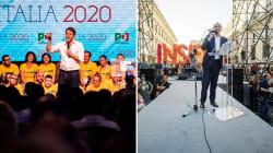 La sinistra, il Pd e gli opposti