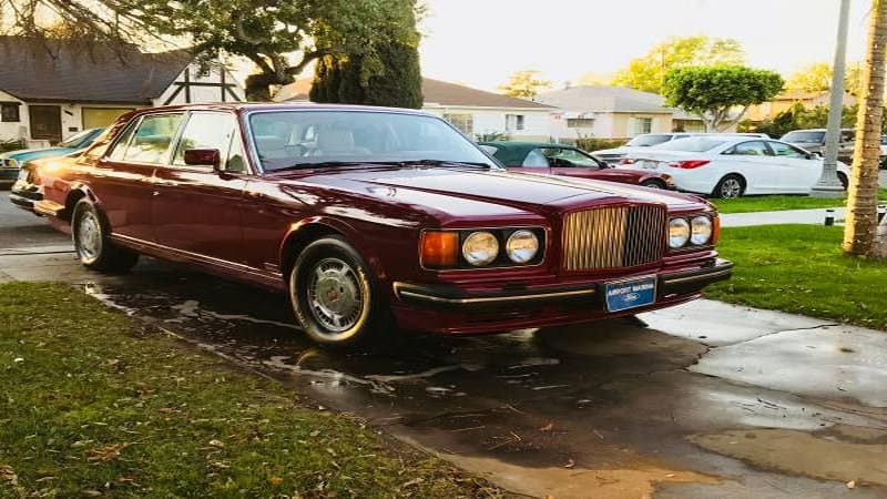 Autoblog Classifieds Finds: 1991 Bentley Turbo R