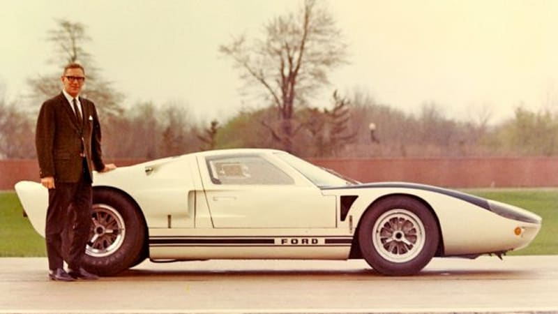 Roy Lunn The Engineer Behind The Le Mans Winning Ford Gt Sports Car The First Mustang Concept And The Forefather Of The Modern Suv And Crossover Thanks