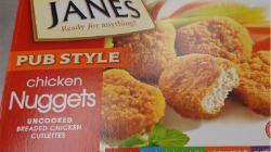 Janes Chicken Nuggets Recalled Over Salmonella