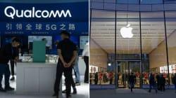 QUALCOMM BATTE APPLE - Vietata la vendita di alcuni modelli di iPhone in