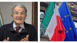 Caro Prodi, il 21 marzo non espongo la bandiera Ue ma il