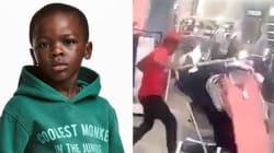 Negozi H&M assaltati per la felpa razzista. Il colosso chiude alcune sedi in