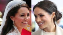 Perché Meghan non indosserà la tiara alle nozze (e Kate invece l'ha
