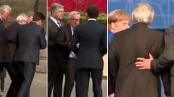 Juncker barcolla al vertice Nato, i premier lo