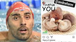 La difesa di Magnini su Instagram: