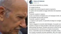 Il padre di Di Battista è indagato per
