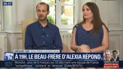 Le beau-frère d'Alexia s'exprime pour la première fois depuis les accusations de Jonathann