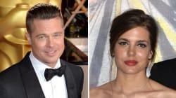 Brad Pitt innamorato di Charlotte Casiraghi? La risposta ai rumors non lascia