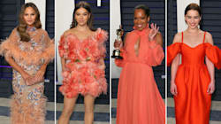 Peep Even More Outrageous Fashion From The Oscars