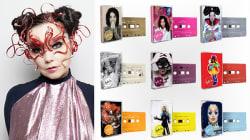 Bjork punta sul vintage e ripubblica i suoi album in formato audiocassetta (a edizione