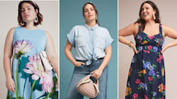 Anthropologie's New Plus-Size Line Is Designed To Fit More