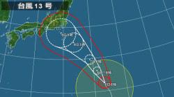 東北・関東は大雨に警戒 夕方以降を中心に土砂降りの雨が降りそう(8月6日の天気)
