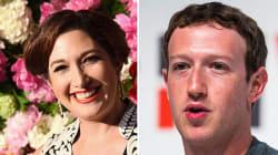 Anche la sorella di Mark Zuckerberg molestata: