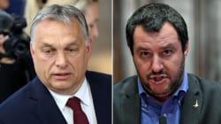 Milano sovranista accoglie Orban (di G.